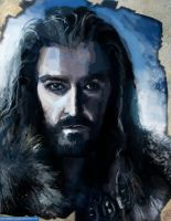 Thorin Oakenshield by non-existent-country