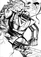 Electro black and white by emmanuelarmas