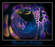 Peacock's Delight by Thamyris71