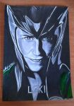Loki by Amrinalc
