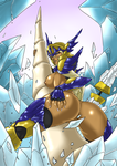 CHILL Pinup -Legendary edit SFW- by Mad-projectNSFW