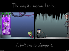 Don't Try To Change It by Slash-Free-JCV