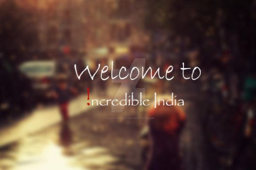 Incredible India by valleystudio