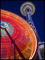Seattle Center -06- by 32tsunami