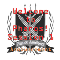 Welcome to Pharos! (Session 1 - Announcement) by tashaj4de