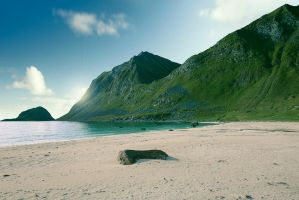 Autumn in Lofoten by frestro79