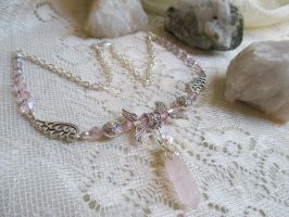 Queen Serenity-Necklace by Destinyfall