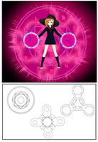 3D Magic Circles by TheSpectre77