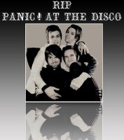 RIP Panic At The Disco by lerkaa