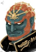 Ganondorf by Hikikomori-soft