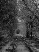 Railroad 1 by JamiLynn