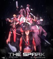 TF2: The Spark ACT ONE by Kinia24Lara