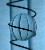 Abstract Orb by Kaz-D
