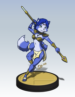 Smash Ballot Top 5: Krystal by ProfessorZolo