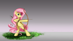 The Archer by flamevulture17