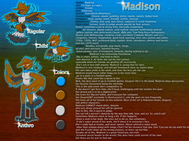 Madison Pokesona Reference by SilverLucario12
