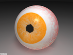 Eyeball by Ragnornath