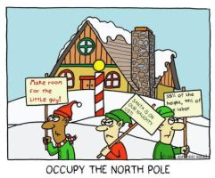 occupy the north pole by The-Sardonics
