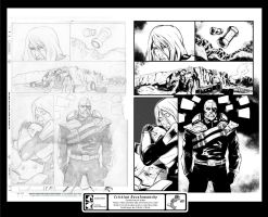 The red solstice Page 10 Inks by Docolomansky