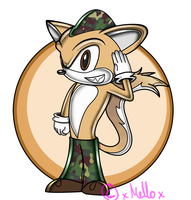Velox The Mongoose by Melody-Chaos