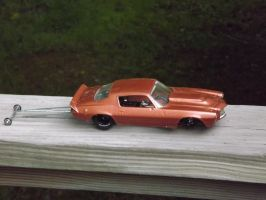 Copper Camaro by awash2002