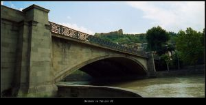 Bridges Over Tbilisi I by blakk