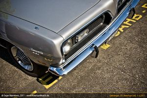 barracuda front by AmericanMuscle