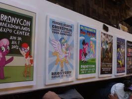 BRONYCON POSTERS! by Tim-Kangaroo
