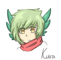 Kura sketch by lambyeen