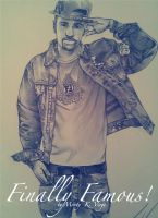 Drawing Big Sean..... by MontyKVirge