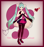 TDA Type 2020-II Miku -download- by Sushi-Kittie