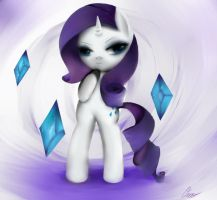 Rarity~ by pipomanager-mimmi