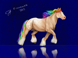 Rainbow Light *0* by cacahuate16