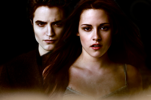 Bella and Edward Cullen by MagicNumber8