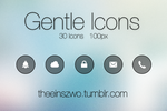 Gentle Icons by diggedy