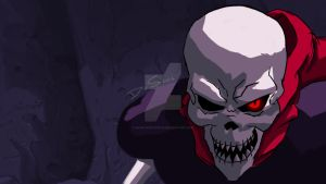 Bad time Papyrus by Deanlord122