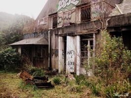 Abandoned house. by Tartoche