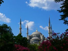 Sultanahmet Camii by uK-chan
