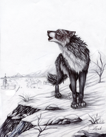 White fang by hecatehell