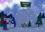 Buying a Christmas tree by ZeFrenchM