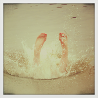 Jump into the water by Beccis1995