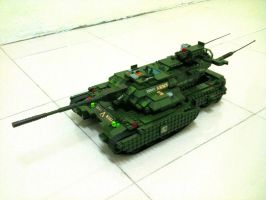 Lego Guardian Tank 'Mix' by SOS101