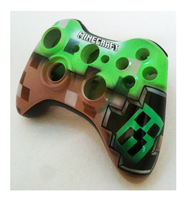 MINECRAFT CUSTOM PAINT by chrisfurguson