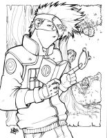 Kakashi And Team7 Alma Con 2014 by ComfortLove