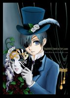 .:Collab_Ciel_Phantomhive:. by Soul-Mirror