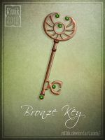 Bronze Key by Rittik