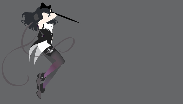 Blake Belladonna by IllustratedIllusions