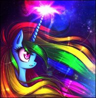 MLP : Princess Rainbow by CrazyRainbow0