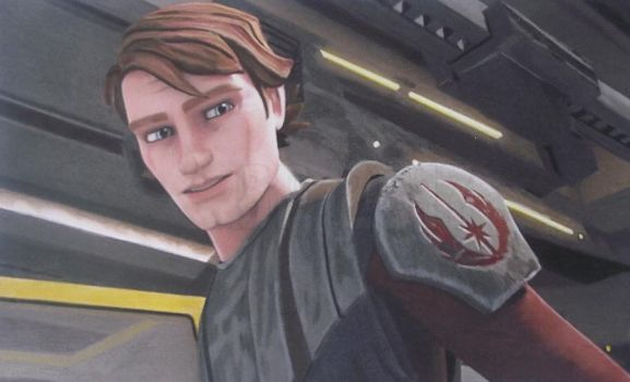 Speed Challenge 16: Anakin Skywalker by Starfire-Productions
