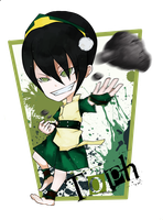 Toph SD by ramdot